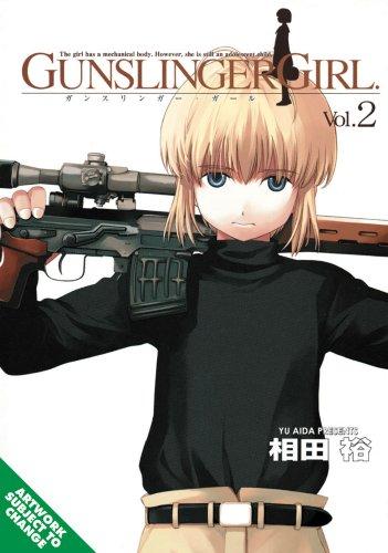 Gunslinger Girl Volume 2