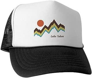 Lake Tahoe Trucker Hat - Trucker Hat, Classic Baseball Hat, Unique Trucker Cap