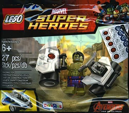 Lego Marvel Hulk Polybag