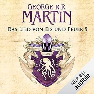 Game of Thrones - Das Lied von Eis und Feuer 5                   Autor:                                                                                                                                 George R. R. Martin                               Sprecher:                                                                                                                                 Reinhard Kuhnert                      Spieldauer: 8 Std. und 57 Min.     4.597 Bewertungen     Gesamt 4,8