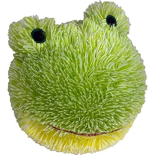 Pet Lou Ez Quietschender Frosch, klein, 10,2 cm, Grün