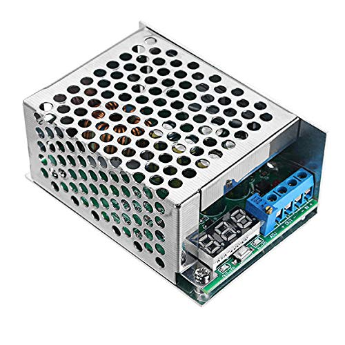Módulo electrónico Módulo de alimentación de alta potencia DC-DC Módulo de fuente de alimentación 24V 19V 12V 5V Tablero ajustable de Buck Convertidor de voltaje de voltaje voltaje Voltímetro 10A 300W