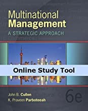 CourseMate (with Career Transitions 2.0) for Cullen/Parboteeah's Multinational Management, 6th Edition