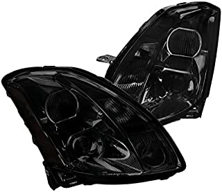 Spec-D Tuning 2LHP-MAX04G-RS Smoke Projector Headlight
