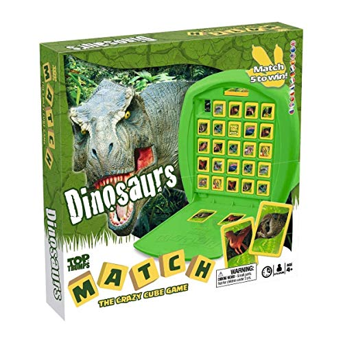 Top Trumps Match Brettspiel