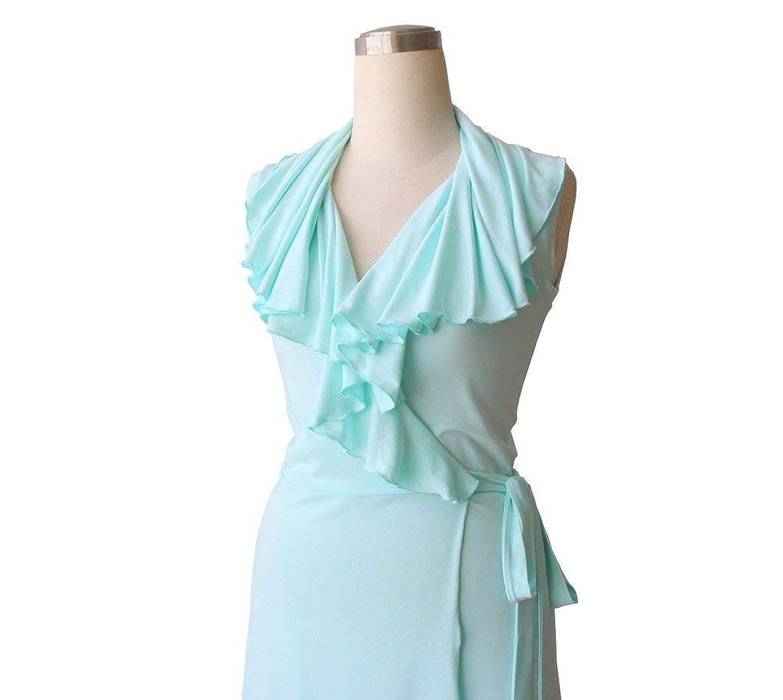 Plus size wrap dresses, Cocktail dress, Mint dress, V neck dress, Shawl collar dress