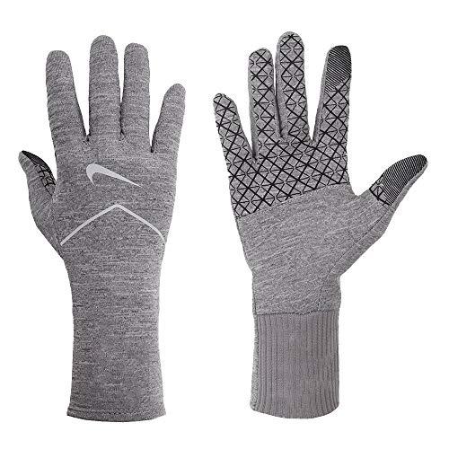 Nike Damen Womens Sphere Running Gloves 046 Handschuhe, Gunsmoke Heather/Atmo, S