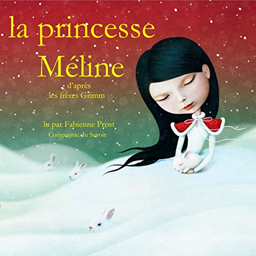 La princesse Méline cover art