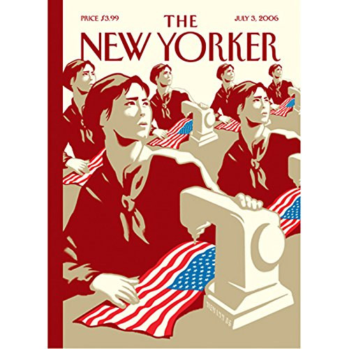 The New Yorker (July 3, 2006) audiobook cover art