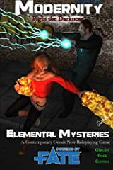 Elemental Mysteries for Modernity (Fate Edition) B&W: Fight the Darkness Paperback