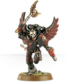 Games Workshop 2015 BLOOD ANGELS CHAPLAIN WITH JUMP PACK