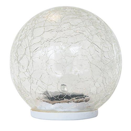 Frostfire Globesol - Solar Bruchglas Leuchte