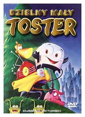The Brave Little Toaster [DVD] (Polish Import)