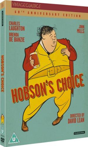Hobson's Choice - 60th Anniversary Edition [1954] [Blu-ray]