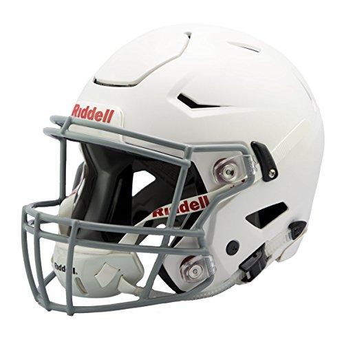 Riddell SpeedFlex Youth Helmet, White, Medium