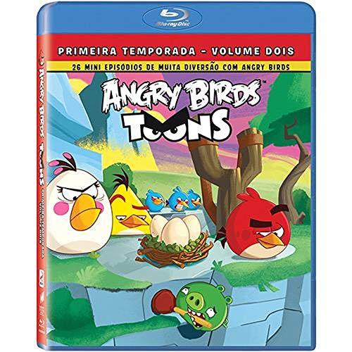 Blu-Ray - Angry Birds Toons - 1ª Temporada - Volume 2