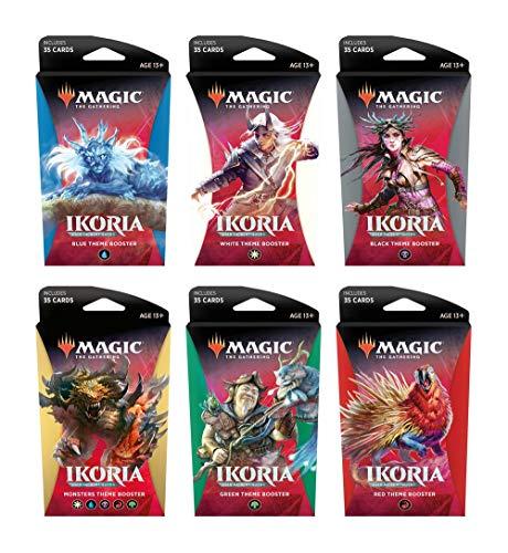 Magic The Gathering MTG Ikoria: Lair of Behemoths Theme Booster Display Box (12) English