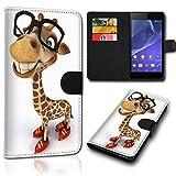 sw-mobile-shop Book Style Wiko Jerry 2 Tasche Flip Brieftasche Handy Hülle Kartenfächer für Wiko Jerry 2 - Design Flip SVH1197