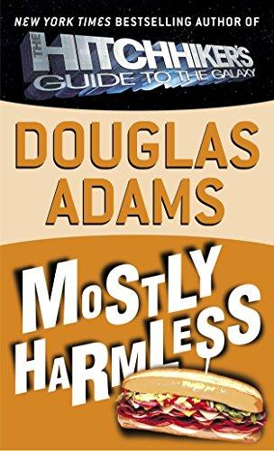 5. Mostly Harmless (englisches Taschenbuch)