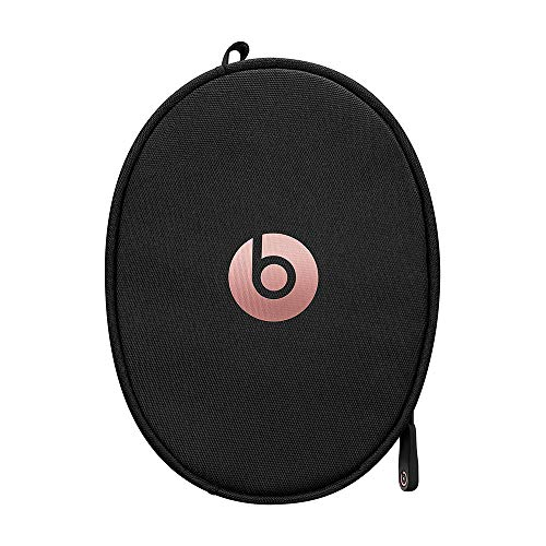 Beats Solo3 Wireless On-Ear Headphones - Apple W1 Headphone Chip, Class 1 Bluetooth, 40 Hours Of Listening Time - Rose Gold (Latest Model)