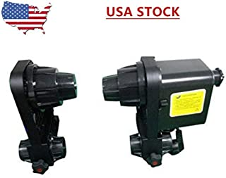 Auto Media Take up Reel Single Motor for Roland/Mimaki/Mutoh Printers AC110V Bearing Weight 35kg US Stock