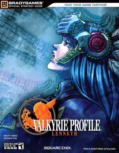 Valkyrie Profile: Lenneth Official Strategy Guide by Elizabeth Hollinger (2006-07-26)
