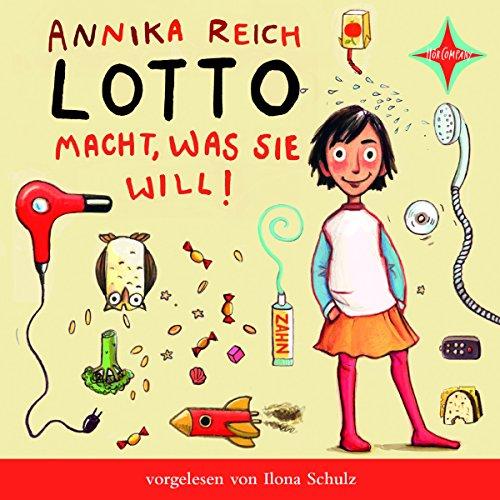 『Lotto macht, was sie will』のカバーアート