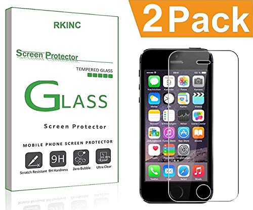RKINC Screen Protector for Apple iPhone 5 5S...