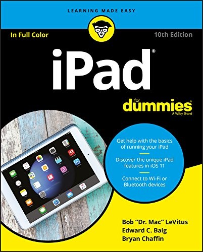 iPad For Dummies (For Dummies (Computer/Tech))