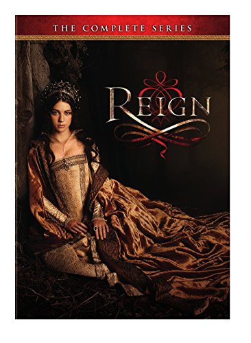 Reign.The Complete Series 1-4 [DVD-Audio]