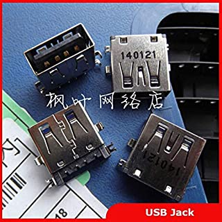 Davitu 2 pcs NEW DC Jack with cable For Toshiba Satellite T130 T135 T135D DC Power Jack with cable