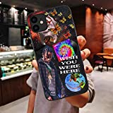 Gentra Travis Scott Astroworld Tour Silicone Case for iPhone 11 Pro Max 2019 xs Wish You were here for iPhone 7 8 Plus X XR Xs Max (no 2, for iPhone 7 8)