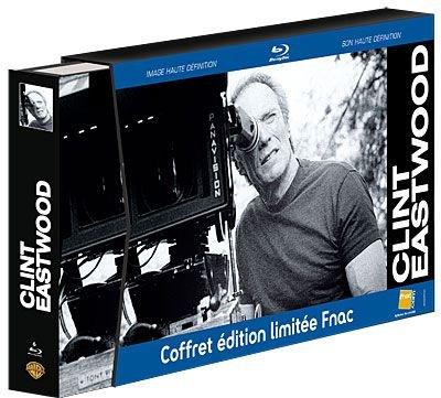Coffret Clint Eastwood - 6 Films - Blu-Ray - Edition Limitée