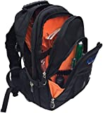 Tool Backpack Bag Hard Hat Capacity.more versatile than a tool bag (w/Free Offer)