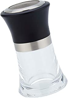 amleso 調味料入れ シェーカー 調味料容器 ステンレス 食べ物 ふた 透明瓶