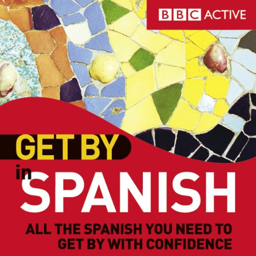 Get By in Spanish audiobook cover art