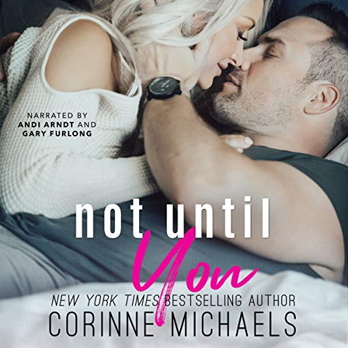 Not Until You audiobook cover art
