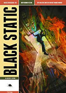 Black Static #35 (Black Static Magazine)