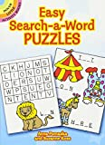 Easy Search-A-Word Puzzles (Dover Little Activity Books)