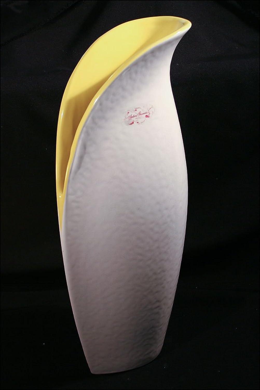 los últimos modelos JARRóN DE CERáMICA, Color blancoO 50 CM, CM, CM, DISEO DE FLORES  mejor precio