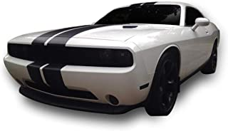 Bubbles Designs Decal Graphic Sticker Stripe Body Kit Compatible with Dodge Challenger R/T SRT 3rd Gen