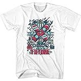 【予約商品】 BACK TO THE FUTURE バックトゥザフューチャー (公開35周年記念) - COLLAGE/Tシャツ/メンズ 【公式/オフィシャル】