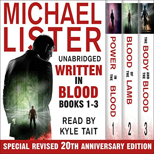 Written in Blood, Volume 1 Audiobook By Michael Lister cover art