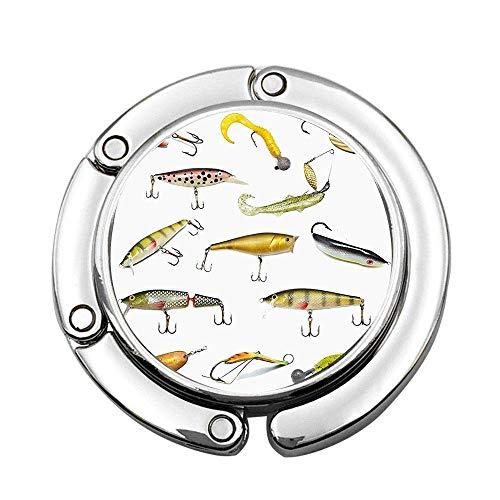 Pesca Idea del día del Padre Aparejos de Pesca Cebo Lanzamiento Trampas Captura de Animales acuáticos Moluscos Diseño Personalizado Plegable