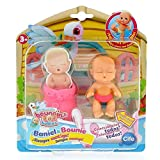Cife Spain 41522 Bouncin' Babies Recien Nacidos Surtidos, multicolor