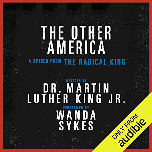 Couverture de The Other America - A Speech from The Radical King (Free)