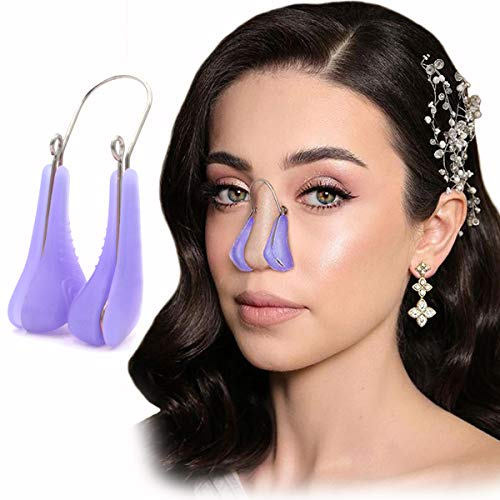 Nose Shaper Lifter Clip Nose Beauty Up Lifting Soft Safety Silicone Rhinoplasty Nose Bridge Straightener Corrector Slimming Device