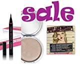 The Balm Puder Compacts - Mary Lou Manizer Highlighter UND Prolash + EYELINER