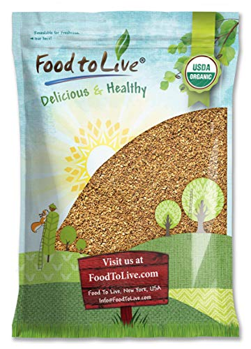 Organic Oat Groats, 5 Pounds — 100% Whole Grain, Non-GMO Seeds, Kosher, Raw, Non-Irradiated, Vegan, Bulk, Low Glycemic, Rich in Protein, Fiber, Copper and Manganese