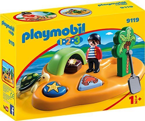 Playmobil 9119 - Pirateninsel
